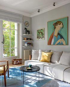 Дизайн квартиры в Москве – фото | AD Magazine