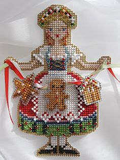 Gretel The Gingerbread Angel by Brooke's Books