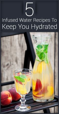 5 Infused Water Recipes To Keep You Hydrated : This serves a dual purpose! Drink and splash your face with it as well. It reduces oiliness on the surface of the skin and boosts your immunity.