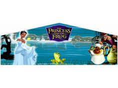 Buy cheap and high-quality Princess & Frog-Large. On this product details page, you can find best and discount Module Art Panels for sale in 365inflatable.com.au