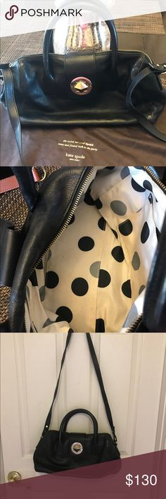 Kate Spade Handbag Gently used.  Excellent condition Bags Satchels