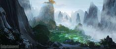 Après un teaser propréteur, DreamWorks Animation nous dévoile cinq nouveaux concept arts via Entertainment Weekly. Le film de Jennifer Yuh Nelson sortira le 18 mars 2016. Les acteurs des deux précé…