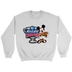 e7a4650f Mickey Mouse Disney Texas Longhorns 2019 Allstate Sugar Bowl Champions  Football Sweatshirts