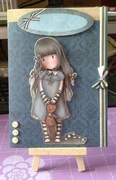 another gorjuss card
