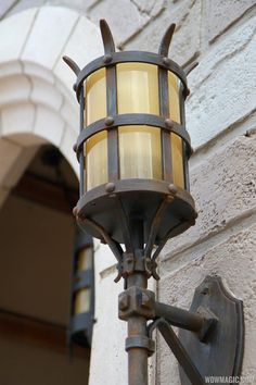 Fantasyland Enchanted Forest castle wall - Photo 21 of 27 Industrial Light Fixtures, Industrial Lighting, Medieval, Floor Stain, Castle Wall, Modern Traditional, Candle Lanterns, Industrial Furniture, Middle Ages