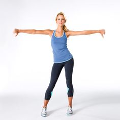 These Thumb-Arm Figure 8s are the moves that got Gwyneth Paltrow's arms into shape...give em a try! | health.com