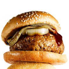 BBQ Turkey Burgers Recipe - Health Mobile