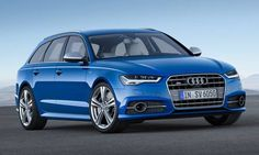 #Audi #S6Avant. une voiture de fonction représentative. Une voiture familiale prestigieuse. Un véhicule élégant à la ligne athlétique pour le quotidien.