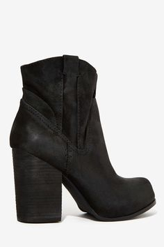 Jeffrey Campbell Showdown Suede Boot   Shop What's New at Nasty Gal