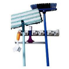 nice organizer for cleaning tools!!! space saver! like it :)