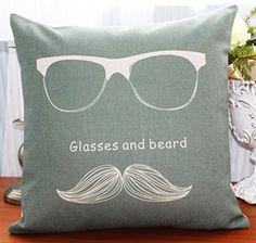 Throw Pillow Cases, Throw Pillows, Cotton Linen, Amazon, Glasses, Home Decor, Fashion, Cotton Sheets, Eyewear