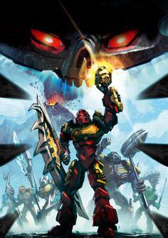 Bionicle Heroes, Lego Bionicle, Character Concept, Concept Art, Bio Art, Hero Factory, Lego Design, Conceptual Design, Ben 10