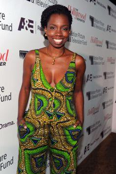 Nigerian American Actress, Adepero Oduye