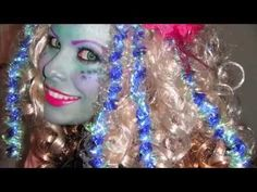 LAGOONA BLUE MONSTER HIGH DOLL PRO MAKEUP TUTORIAL-COSPLAY/HALLOWEEN