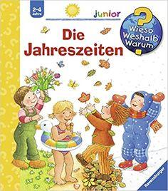 Die Jahreszeiten Wieso? Weshalb? Warum? junior, Band 10: Amazon.de: Constanza Droop: Bücher