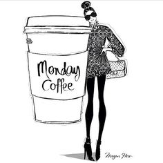 Anyone else wish this was their Monday cup of coffee?