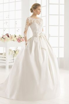50+ Modest Wedding Dresses That'll Make You Feel Like a Princess