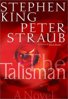 The Talisman (The Talisman #1)       by Stephen King, Peter Straub  These two horror writers have collaborated to create a wonderful tale of a young boy who travels from our world to a parallel universe to help save their civilization.