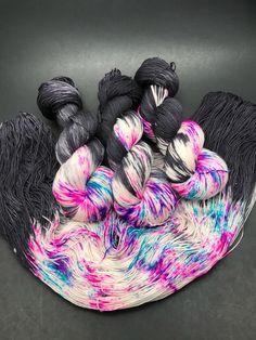 A personal favorite from my Etsy shop https://www.etsy.com/listing/573559698/jimmy-sock-hand-dyed-yarn-sock-yarn