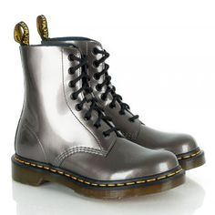 Dr Martens Women's Tonga Pewter Boots