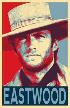 Clint Eastwood Man With No Name Illustration - Cowboy Movie Pop Art Western Film Home Decor in Poster Print or Canvas Clint Eastwood Man With No Name Illustration 8 Cowboy Movie image 1 Horror Picture Show, Rocky Horror Picture, Western Film, Western Art, Clint Eastwood, Mad Men Don Draper, Stencil, Foto Transfer, Film Home