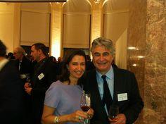 Avec Christophe Salin du Château Lafite-Rothschild #idealwine