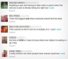 Here's what it's really like to have OCD.
