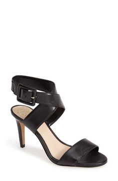 Vince+Camuto+'Casara'+Snake+Embossed+Leather+Sandal+(Women)+available+at+#Nordstrom