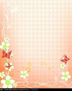 白色枝条粉色背景