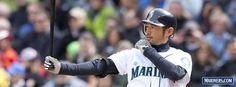 Ichiro Suzuki #Mariners #Facebook
