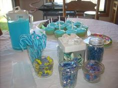 Another blog post about a Percy Jackson party. I like the decorating the cake with constellations idea.