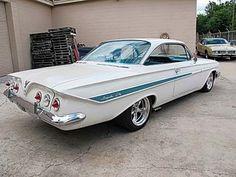 mustangswede59: 1961 Chevrolet Impala Bubbletop