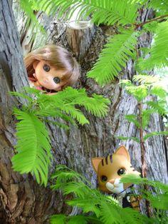 みつおか(洸岡紗希) @S_Mitsuoka1 4月29日 Miyagi-ken, Japan  木登り  #momokoph #deconiki #おでこちゃんとニッキ #でこニキ