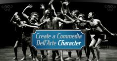 Create-a-Commedia-Dell'Arte-Character