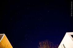 Sterne über der Stadt