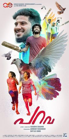 More of Parava posters ☺☺  #Dulquer