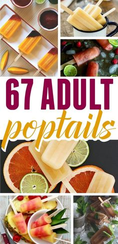 Boozy alcoholic adult popsicles to cool off with this summer – (win… 67 Poptails! Boozy alcoholic adult popsicles to cool off with this summer – (wine, sangria, classic cocktails, mixed drinks, and beer) Summer Drinks, Fun Drinks, Beverages, Summer Desserts, Frozen Desserts, Frozen Treats, Alcoholic Popsicles, Wine Popsicles, Alcoholic Drinks