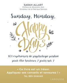 Club Lecture avril 2018 : Flow, happy days et émotion - Happiness Maker Discipline Positive, Positive Attitude, Agatha Christie, Online Library, Free Reading, Positive Affirmations, Happy Day, Ebook Pdf, Decir No