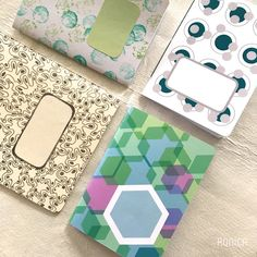 Ronica: DIY – writing pad Notebook, Writing, Blog, Crafts, Diy, Atelier, Do It Yourself, Manualidades, Bricolage