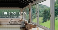 Buy online the best quality tilt and turn at affordable cost. These energy efficient windows are available in a variety of colours and designs and add more value to your home. Buy now to install stylish and latest designed windows your home.