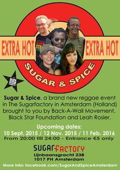 Poster Sugar & Spice
