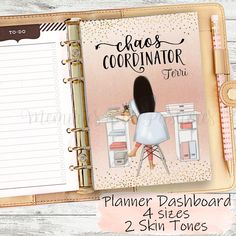A large assortment of unique and personalized gifts, including coffee mugs, mouse pads, farmhouse prints, t-shirts and much more! Photoalbum Ideas, Chaos Coordinator, Planner Dashboard, Bullet Journal Notebook, Mini Happy Planner, Employee Appreciation, Dashboards, Planner Ideas, Aaliyah