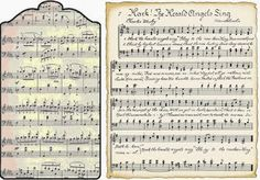TODAY'S FREEBIE: Printable Vintage Music Tags and Song Sheets (ALL)   -- Vintage Christmas Music Song Sheets and Printable Music Tags   Read more:   http://www.frugal-freebies.com/2013/11/freebie-printable-vintage-music-tags.html