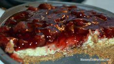 Weight Watchers Triple Berry Cheesecake!