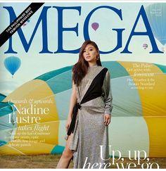 shairaluna_manila IG post Oct 27 2017 Nadine For Mega Magazine May 2017 issue Photoshoot Bts, Nadine Lustre, Jadine, Ig Post, Manila, Tv Shows, Articles, Magazine, Beauty
