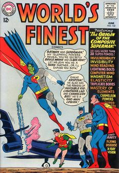 World's Finest Comics #142