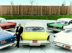 Concours of America to honor Virgil Exner's automotive designs with special c | Hemmings Daily