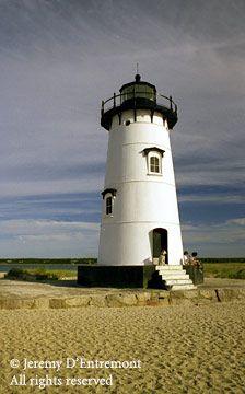 Edgartown Light - Martha's Vineyard, Massachusetts