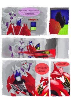 Life on the Nemesis pt2 by EnvySkort.deviantart.com on @DeviantArt
