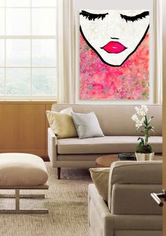 THE OLIVER GAL ARTIST CO. 'Flower Coveted' Canvas Art